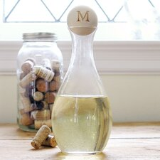 Personalized Small Wine Decanter
