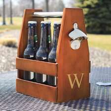 Personalized Craft Beerholder with Bottle Opener