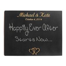 Custom Ring Bearer Wedding Sign Chalkboard
