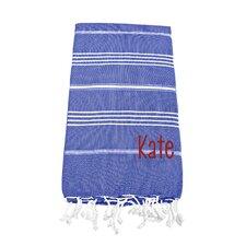 Personalized Turkish Bath Towel