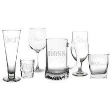 6 Piece Party Glassware Set