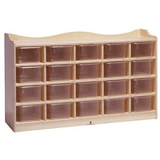 Mobile 25 Compartment Cubby