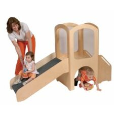 3 Piece Toddler Center Playhouse Set