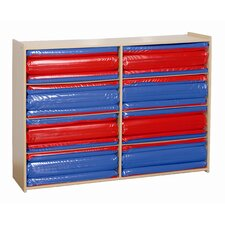 Rest Mat 8 Compartment Cubby