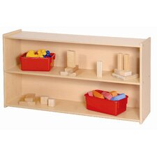 Two Shelf Storage