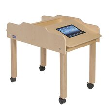 "35"" x 19"" Rectangular Classroom Table"