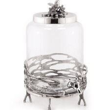 Birds and Branches Beverage Dispenser