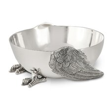Rooster Serving Bowl