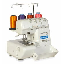 DreamStitcher Two needle, 2/3/4 Thread Portable Serger