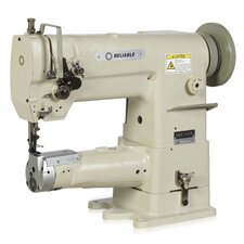 Cylinder Bed Walking Foot Sewing Machine
