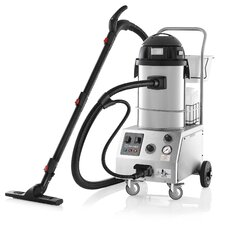 Tandem Pro Commercial Steam & Vacuum Cleaner with Auto Refill, Accessory Kit