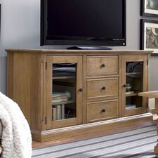Down Home TV Stand with Hutch