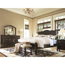 Savannah Panel Customizable Bedroom Set