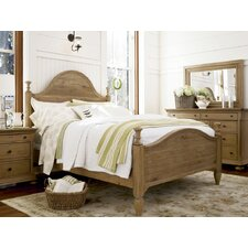 Down Home Panel Bed