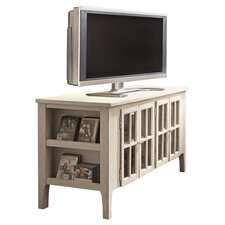 The Bag Lady's Flat Panel TV Stand