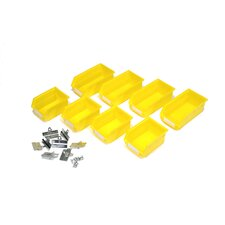 Small/Medium Yellow BinKits 8 CT
