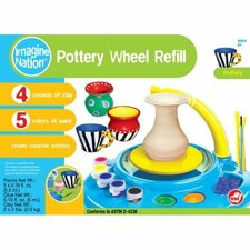 Pottery Wheel Refill
