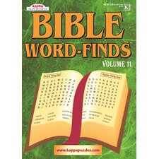 Bible Word Find Puzzle Book (Set of 3)