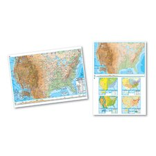 Advanced Physical Deskpad - United States (Set of 2)