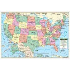 U.S. Primary Map