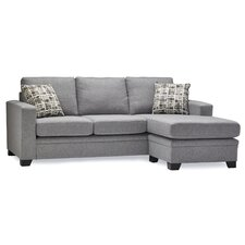 Ray Reversible Chaise Sectional