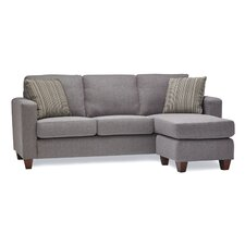 Maggie Reversible Chaise Sectional