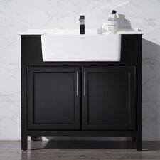 """Tyron 36"""" Single Sink Vanity Set"""