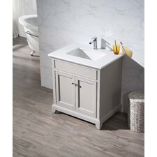 "Arianny 31"" Single Sink Bathroom Vanity Set"