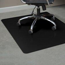 TrendSetter Rectangle Hard Floors Straight Edge Chair Mat
