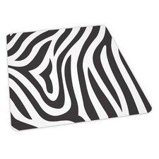 Zebra Design Chair Mat