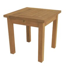 English Garden End Table
