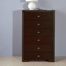 Alpha 6 Drawer Chest