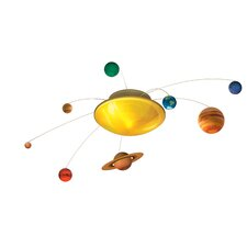 Solar System In My Room 3D Wall Décor
