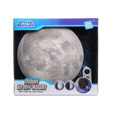 Moon In My Room 3D Wall Décor