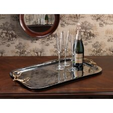 Barclay Butera Equestrian Rectangular Serving Tray