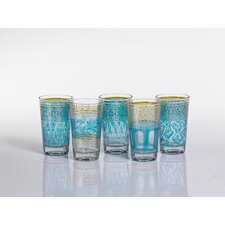 Barclay Butera Casablanca 12 Piece Glass Tealight Hurricane