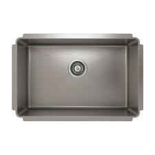"ProInox 27"" x 18"" Undermount Single Bowl Kitchen Sink"