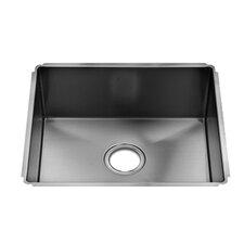 """J7 19"""" x 17.5"""" Single Bowl Kitchen Sink"""