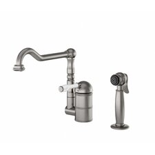 Coast Single Handle Single Hole Kitchen Faucet