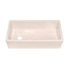 """F140 36"""" x 18.13"""" Farmhouse Single Bowl Kitchen Sink"""
