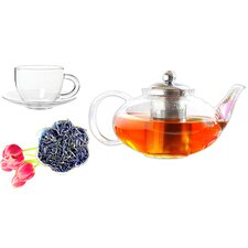 Harmony 1.56-qt. Jasmine Teapot Set