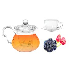 Fairy 0.63-qt. Jasmine Teapot Set