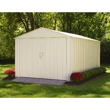 Mountaineer 10 Ft. W x 25 Ft. D Steel Storage Shed