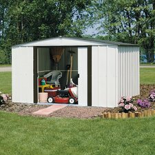 Newburgh 8 Ft. W x 6 Ft. D Steel Storage Shed