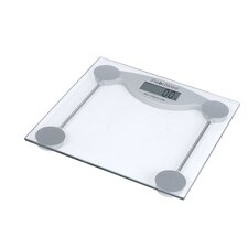 Bathroom Scale with Tempered Glass Platform
