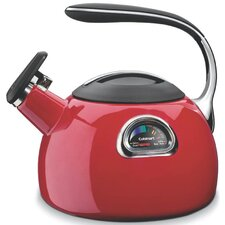 3-Quart Tea Kettle in Red