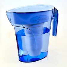 6 Cup Free Filter Indicator Water Pitcher