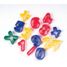 Dough Cutters Numbers