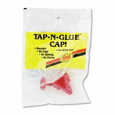 Tap and Glue Dispenser Cap (Set of 3)