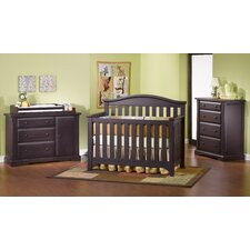 Hawthorne Nursery 4 Piece Furniture Crib Set
